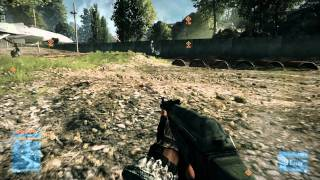 Asus G74SX - Battlefield 3 Gameplay Multiplayer MAXED-OUT