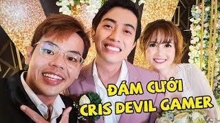 Đám cưới của Cris Devil Gamer với Mai Quỳnh Anh hoành tráng như thế nào? (Oops Banana)