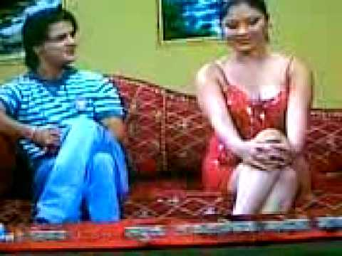 Sexy Lady  Soniya with Raj Timilsina nepal