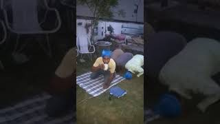Funny clip Sanwal jutt in dayra