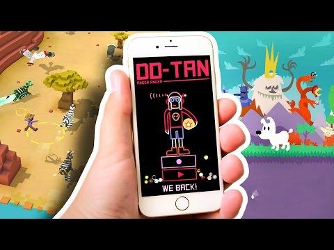 3 NOWE - WCIĄGAJĄCE GRY NA TELEFON! | Mobilne Granie [#72]