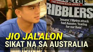 Jio Jalalon Sikat na sa Australia GILAS Pilipinas FIBA World Cup Qualifiers