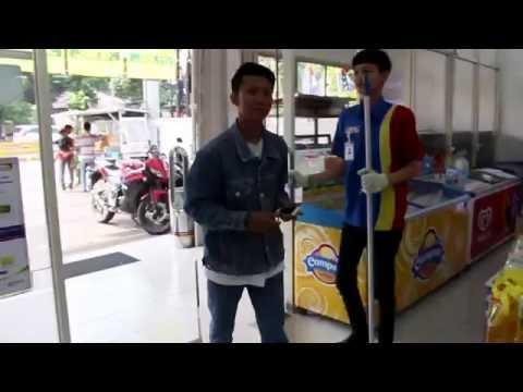 Pelayanan Indomaret JAKARTA #Big Surprise Indomaret