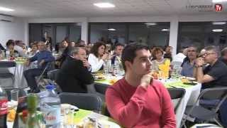 Jantar do Rotary Club de Crécy en Brie para apoiar o projeto