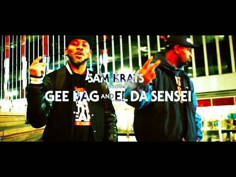 Sam Krats feat. Gee Bag and El Da Sensei -  'Annihilate' (OFFICIAL VIDEO)
