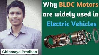 Why BLDC Motor is used in Electric Vehicle | BLDC Motor Cost in India