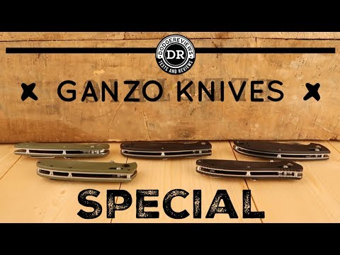 Ganzo Knives Special
