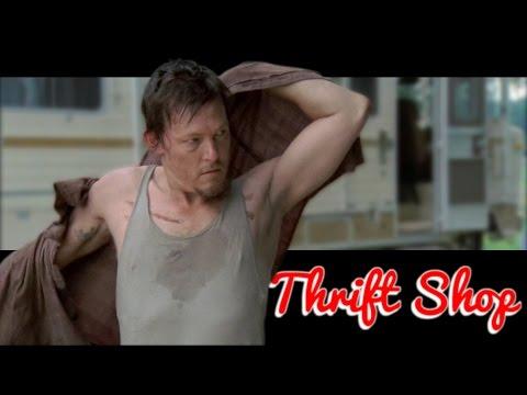 Daryl Dixon | Thrift Shop video