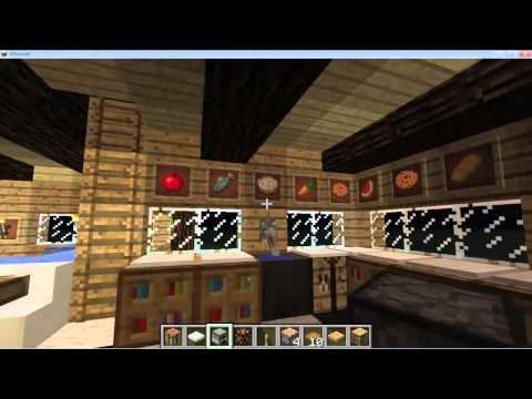 Minecraft: Como Decorar Tu Casa (Cabaña)