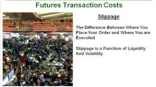 195. Online Futures Trading Transaction Costs