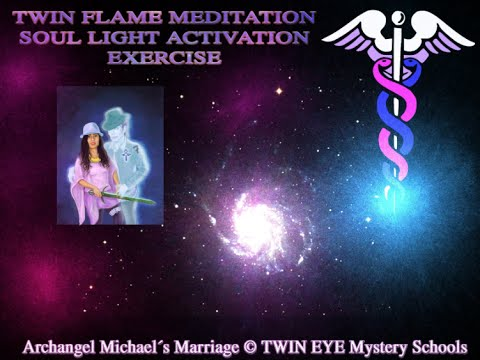 Meditation Twin Twin Flame Meditation Video