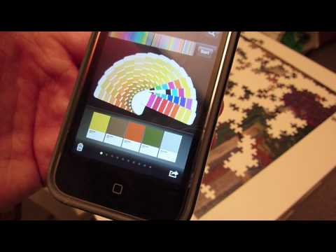 myPANTONE iPhone App Review