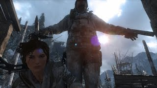 Rise of the Tomb Raider - Funny glitches