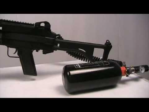 Airsoft Gun.