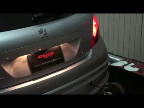 Peugeot 207 Rc reprogramación Chipracing