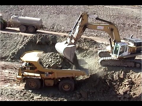Heavy earthmoving - Trailer Videoreihe