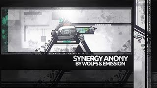 """Synergy Anony"" By Wolfs & Emission (FREE PSD!!)"