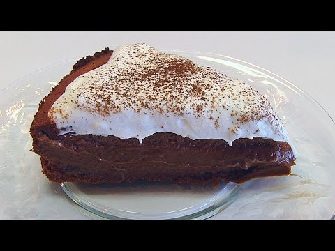 Betty's Special Occasion Chocolate Mousse Cake  --  Mother's Day  ✿