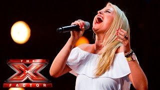Is Chloe on the right Paige with Katy B track? | Auditions Week 1 | The X Factor UK 2015