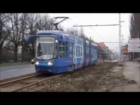 Tramwaje W Katowicach / Trams In Silesia [ 03-05.01.2014 ]