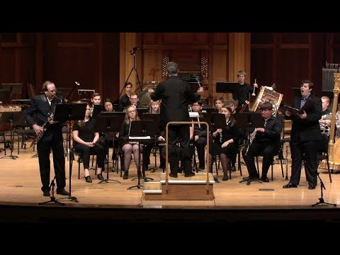 Lawrence University Symphonic Band & Wind Ensemble - November 11, 2017