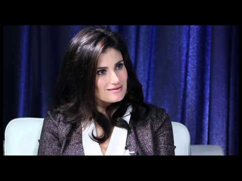 Show People With Paul Wontorek Interview: Idina Menzel of