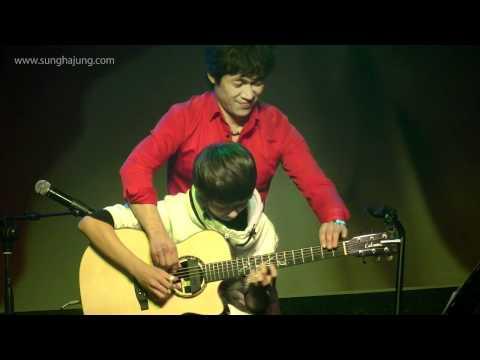 (Jerry Reed) Jerry's Breakdown - Sungha Jung&Hata Shuji