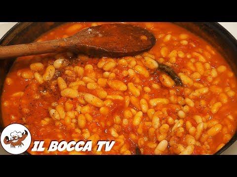 Cucinare fagioli borlotti