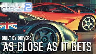 Project CARS 2 - PC/PS4/XB1 - As Close As It Gets featuring Chris Goodwin