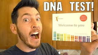 WHAT AM I?! DNA ANCESTRY TEST!