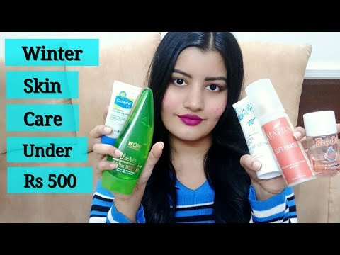 TOP 10 SkinCare Essentials for Winters || Riya Beauty