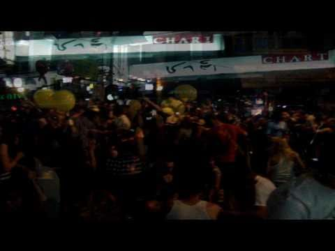 new year 2011 – khao san road – bangkok
