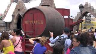Universal Orlando Family Vacation 2014