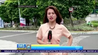 Live Report Lalu Lintas dari Lokasi Untuk Debat Ke - 2 Pilkada DKI Jakarta 2017