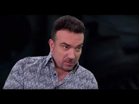 """Сергей Жилин в программе """"Час интервью""""."""