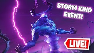 Lachlan & Boomer VS Storm King! *LIVE*