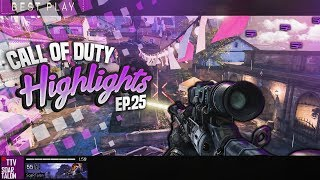 Crazy Grapple Trickshots! COD Highlights #25 @SoaRTalon