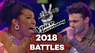 Alvaro Soler - La Cintura (Misses Melaza vs. Alexandre Heitz) | The Voice of Germany | Battle