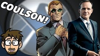 Агент Фил Колсон  в комиксах | Agent Phil Coulson is in the Comics - Comic Drake | Озвучка: InDub