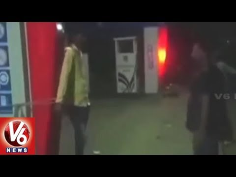 Madhya Pradesh: Dalit Youth Tied at Petrol Pump and Flogged for Taking Leave | V6 News
