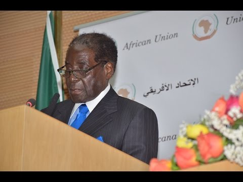 Acceptance Speech of AU Chairperson