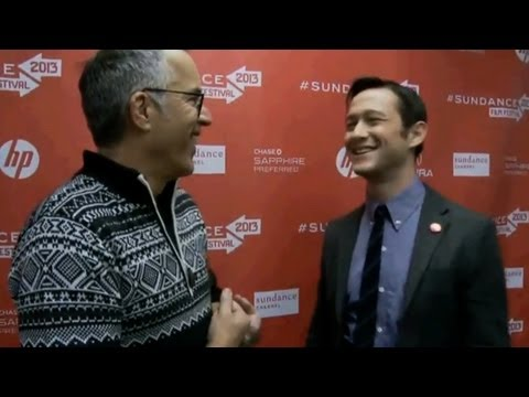 Backstage With Joseph Gordon-Levitt's Don Jon's Addiction