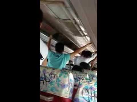 Title: Manyak na Pulis sa Bus