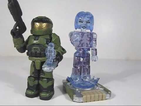 Minimates Halo Review Halo Universe Minimates Series