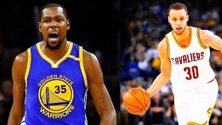 Kevin Durant SCARED of Stephen Curry LEAVING the Warriors in 2017-2018 NBA Season