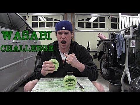 The Wasabi Challenge