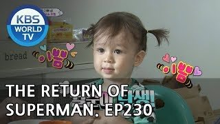The Return of Superman | 슈퍼맨이 돌아왔다 - Ep.230: The World Is a School[ENG/2018.06.24]