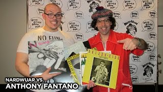 Nardwuar vs.  Anthony Fantano / Needle Drop