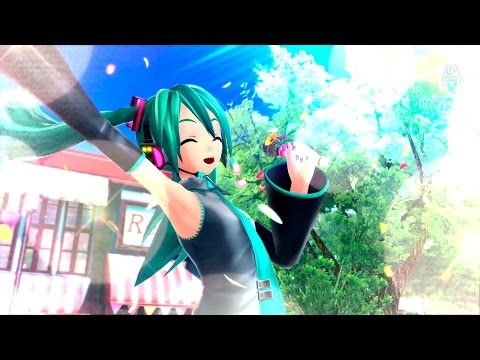 "Project DIVA F 2nd DLC [PV] ""愛言葉 (Ai Kotoba) -Love Words-"""