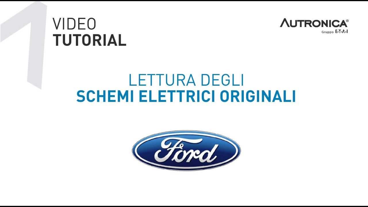 Schema Elettrico Ford Fusion : Schema elettrico ford focus fare di una mosca